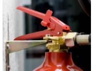 Le scellement des extincteurs & bobines à incendie
