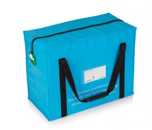 Herbruikbare antimicrobiële carrier bag - Small