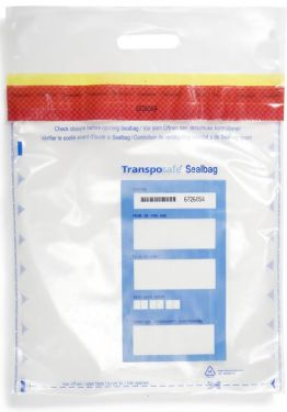 Jumbo Sealbag transparant