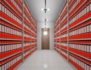 Verzegelen van archief