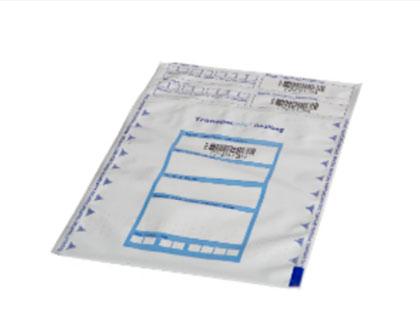 De Transposafe Sealbags zijn de ideale oplossing om vertrouwelijke documenten ook vertrouwelijk te houden
